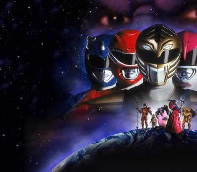 Mighty Morphin Power Rangers: The Movie online