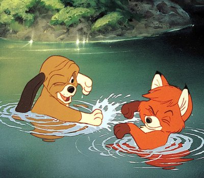 The Fox and the Hound online