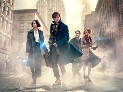 watch Fantastic Beasts and Where to Find Them streaming
