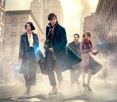 Fantastic Beasts and Where to Find Them online