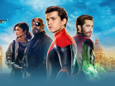 watch Spider-Man: Far from Home streaming
