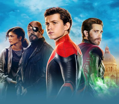 Spider-Man: Far from Home online