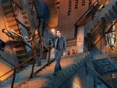 watch Night at the Museum: Secret of the Tomb streaming