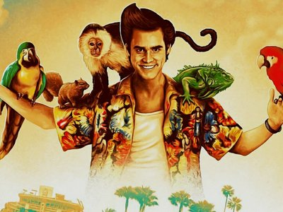 watch Ace Ventura: Pet Detective streaming