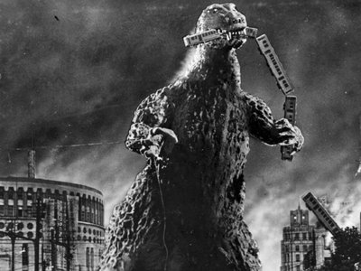 watch Godzilla streaming
