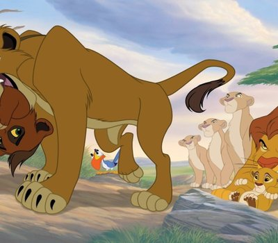 The Lion King II: Simba's Pride online