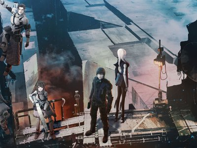 watch Blame! streaming
