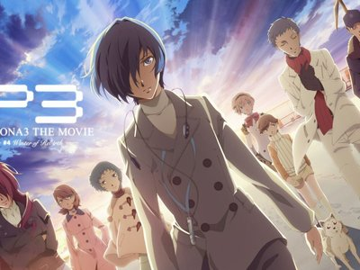 watch Persona 3 the Movie: #4 Winter of Rebirth streaming