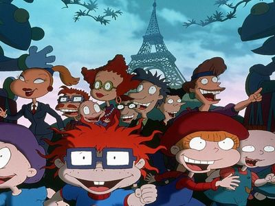 watch Rugrats in Paris: The Movie streaming