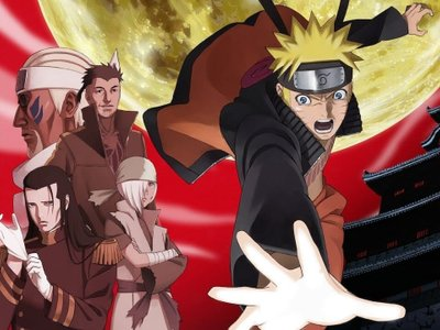 watch Naruto Shippuden the Movie: Blood Prison streaming