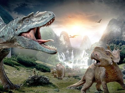 watch Walking with Dinosaurs streaming