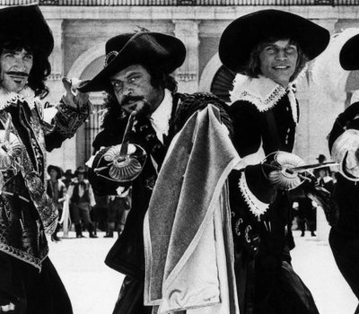 The Four Musketeers online