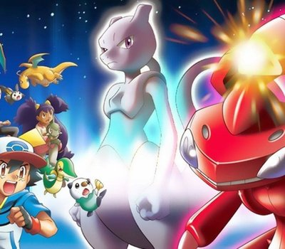 Pokémon the Movie: Genesect and the Legend Awakened online