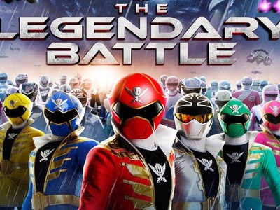 watch Power Rangers Super Megaforce: The Legendary Battle streaming