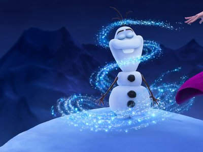 watch Once Upon a Snowman streaming
