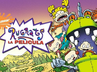 watch The Rugrats Movie streaming