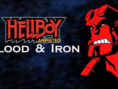 watch Hellboy Animated: Blood and Iron streaming