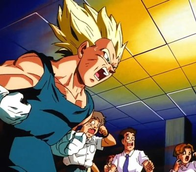 Dragon Ball Z: Wrath of the Dragon online