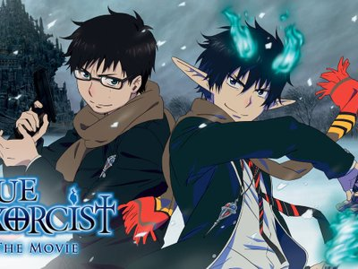 watch Blue Exorcist: The Movie streaming