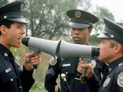 watch Police Academy 4: Citizens on Patrol streaming