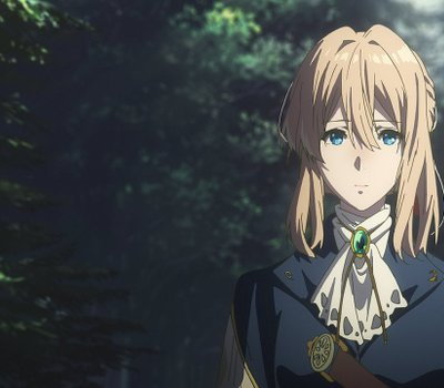 Violet Evergarden: Eternity and the Auto Memory Doll online