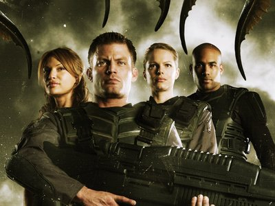 watch Starship Troopers 3: Marauder streaming