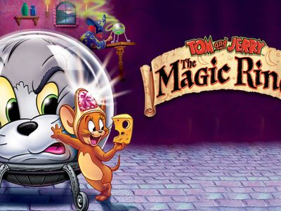 watch Tom and Jerry: The Magic Ring streaming