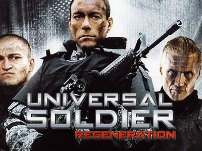 watch Universal Soldier: Regeneration streaming
