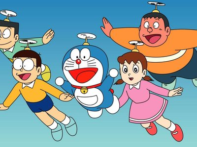 watch Doraemon: The Collection Part I streaming