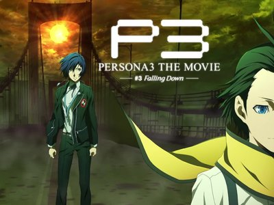 watch Persona 3 the Movie: #3 Falling Down streaming