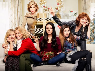 watch A Bad Moms Christmas streaming