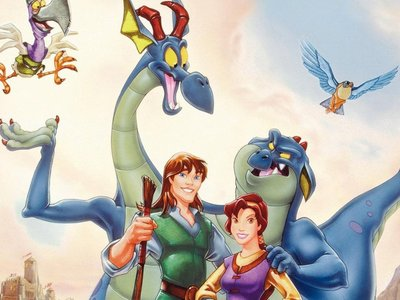 watch Quest for Camelot streaming