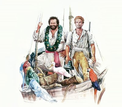 The Two Missionaries