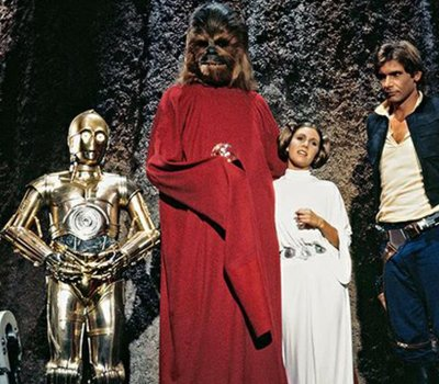 The Star Wars Holiday Special online