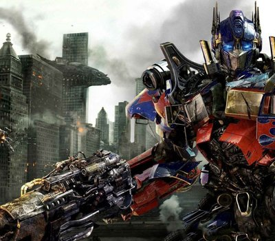 Transformers: Dark of the Moon online