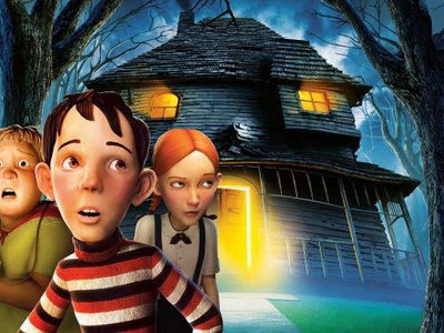 watch Monster House streaming