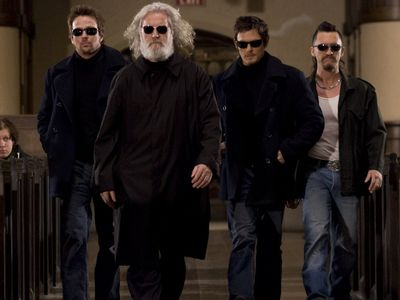 watch The Boondock Saints II: All Saints Day streaming