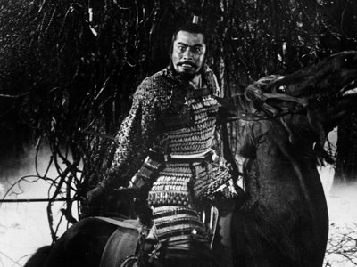 watch Throne of Blood streaming