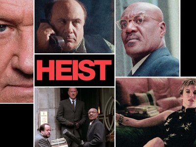 watch Heist streaming