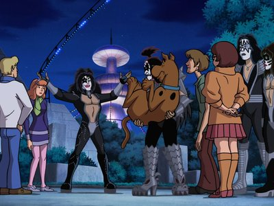 watch Scooby-Doo! and Kiss: Rock and Roll Mystery streaming