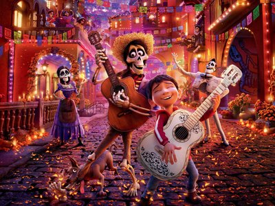 watch Coco streaming