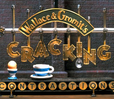Wallace & Gromit's Cracking Contraptions online