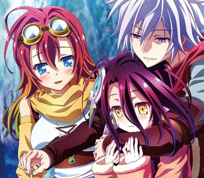 No Game No Life: Zero online