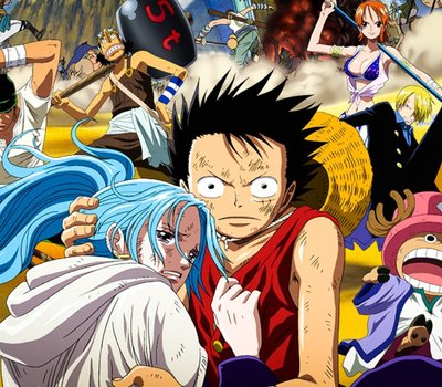 One Piece: The Desert Princess and the Pirates: Adventure in Alabasta online