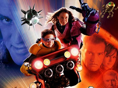 watch Spy Kids 3-D: Game Over streaming