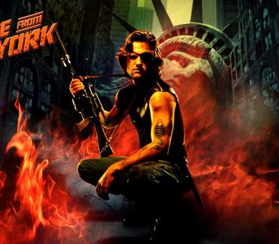 Escape from New York online