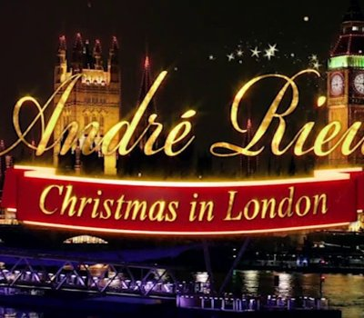 André Rieu: Christmas in London online