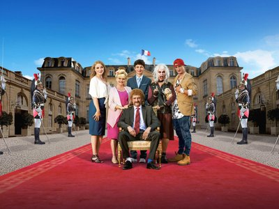 watch Les Tuche 3 streaming
