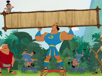 watch Kronk's New Groove streaming