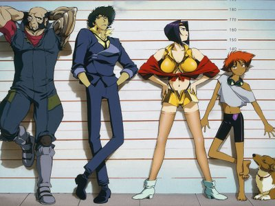 watch Cowboy Bebop: The Movie streaming